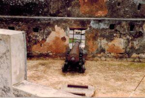 Fort Jesus, Mombasa, Kenia