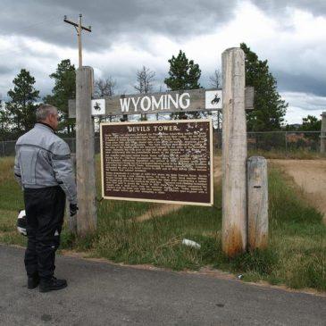 Motorrit Wyoming – Augustus 2008