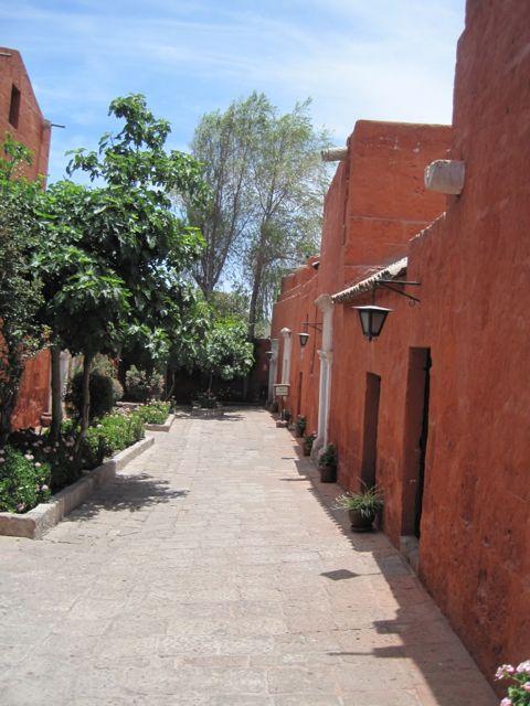 Santa Catalina vrouwenklooster