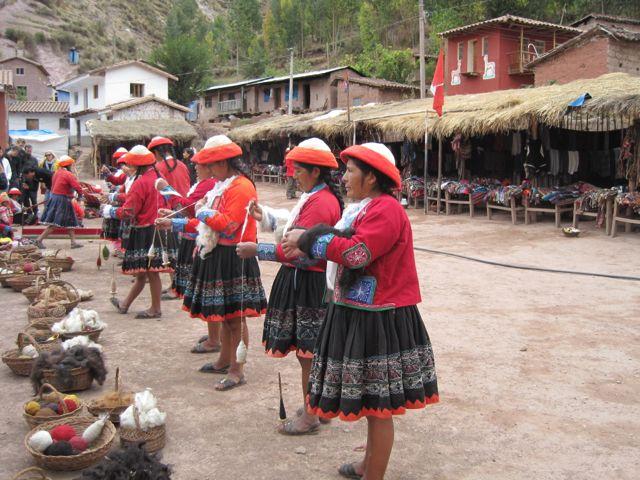 Caccaccollo, Peru
