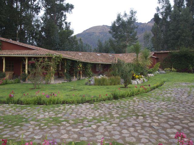 Hacienda Alhambra in Urubamba