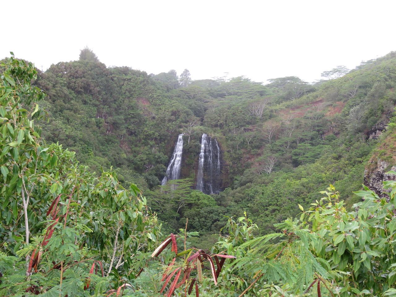 Opeaka Falls