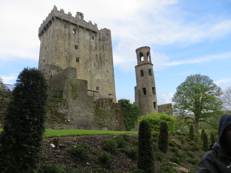 Blarney Castle in Ierland
