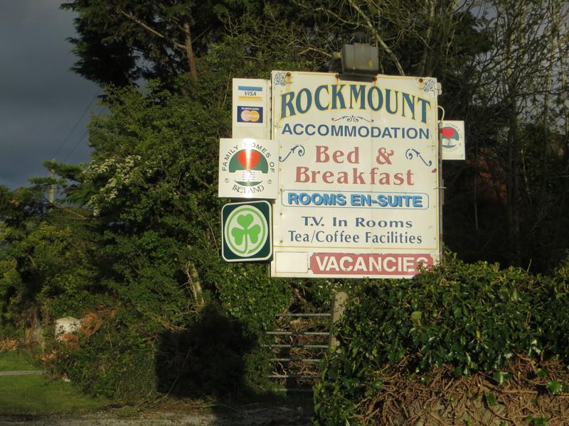 Rockmount B&B