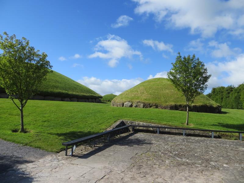 Dolmen bij Knowth