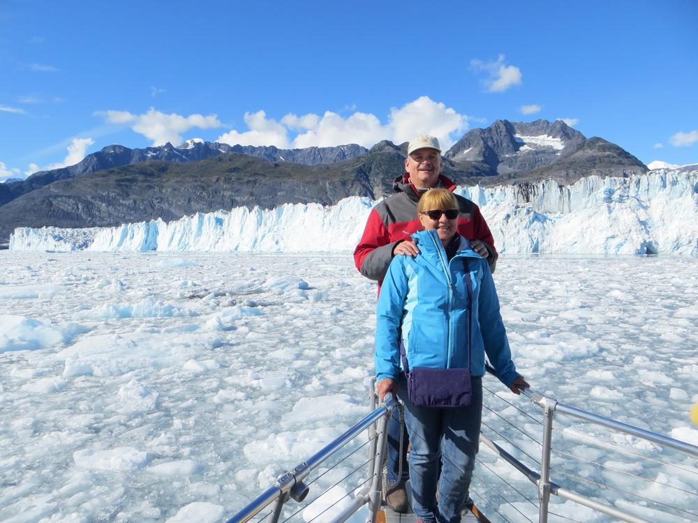 Columbia Gletsjer Alaska