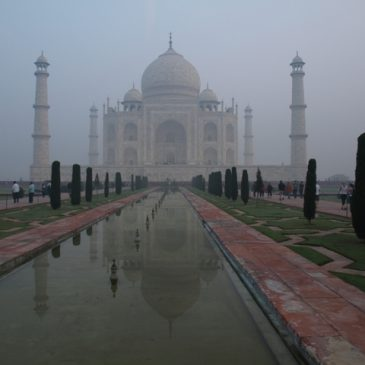 Nepal en India – November 2010
