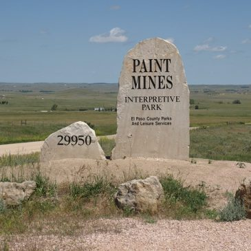 Paint Mines, Calhan Colorado