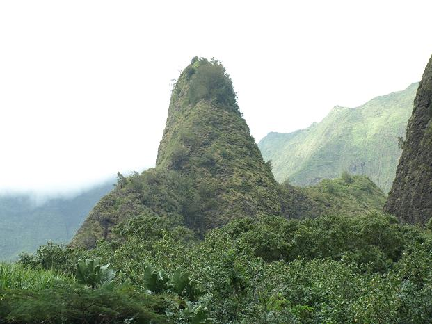 Iao Valley State park op Maui