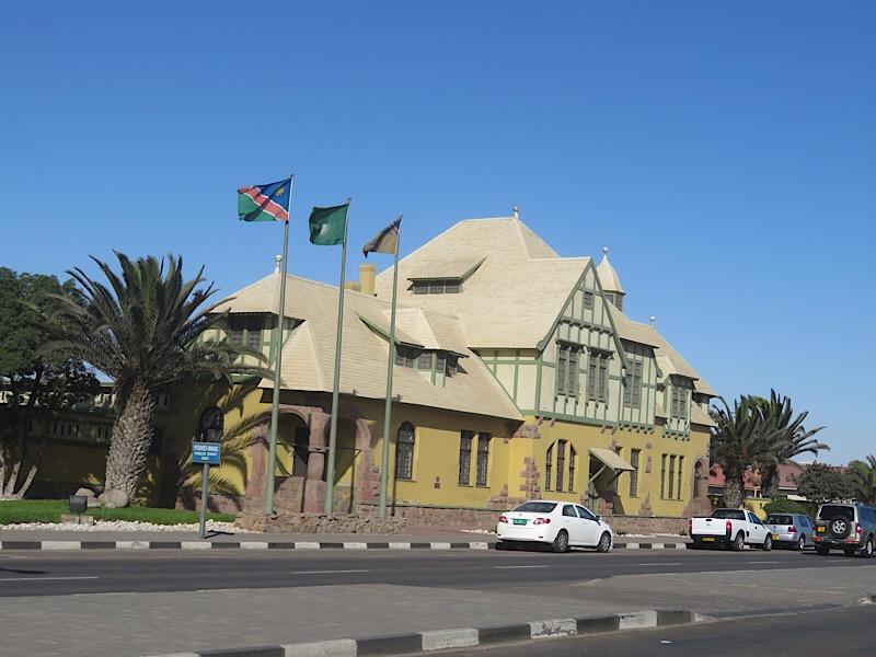Swakopmund, Botswana