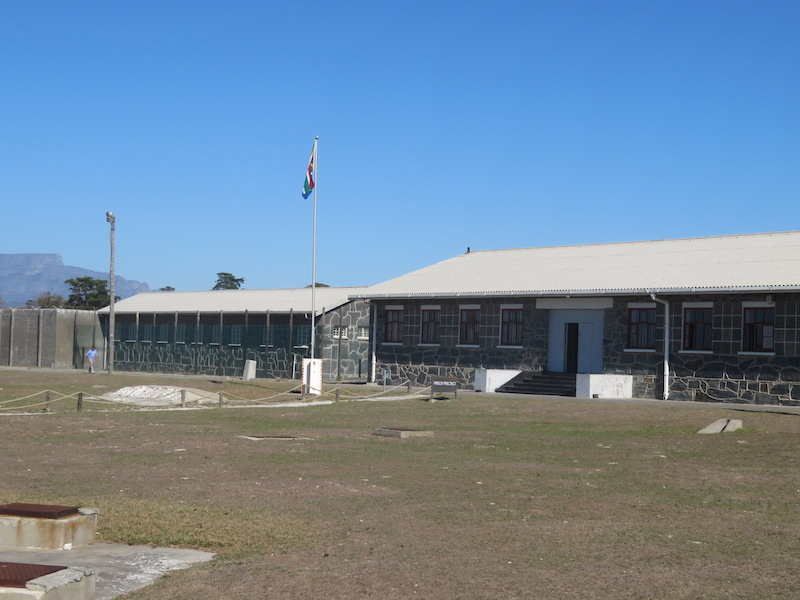 Robben Island Penitentiary