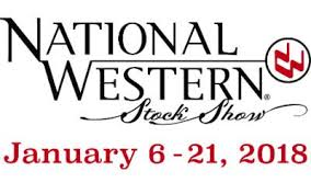 Optocht: National Western Stock Show