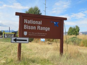 National Bison Range in Montana