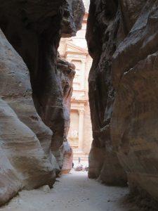 Pad naar Petra