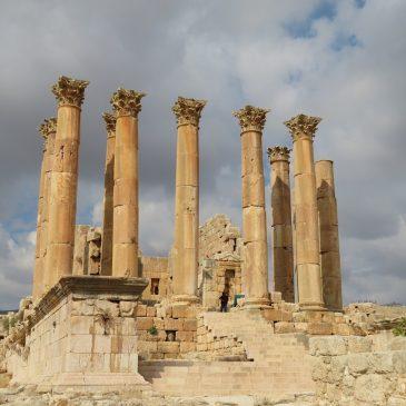 Jerash en de Dode Zee