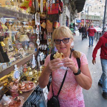 Winkelen in Amman