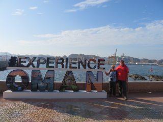 Oman: Nizwa en terug naar Muscat