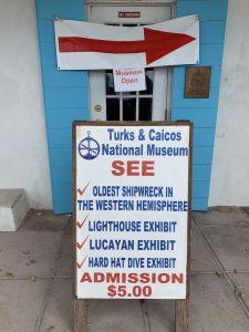 Museum op Grand Turk