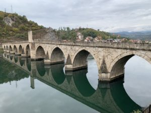 Bridge over the Drina
