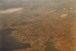 Duitsland vanuit de lucht