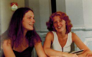 Angela en Agnes