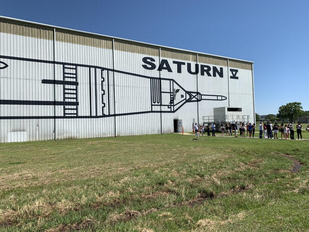Saturn V raket